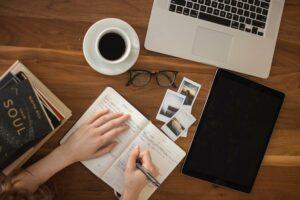 Herramientas de contenido para blog.