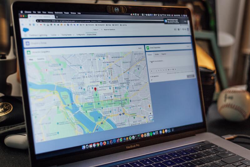 Google maps como plataforma para ayudar en los banners publicitarios